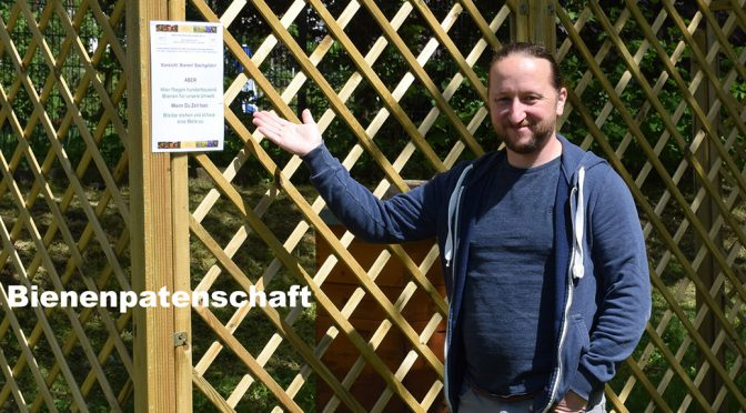 Bienen-Patenschaften in Chemnitz