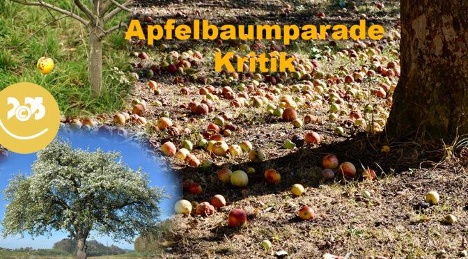 C2025 Apfelbaumprojekt – Kritik